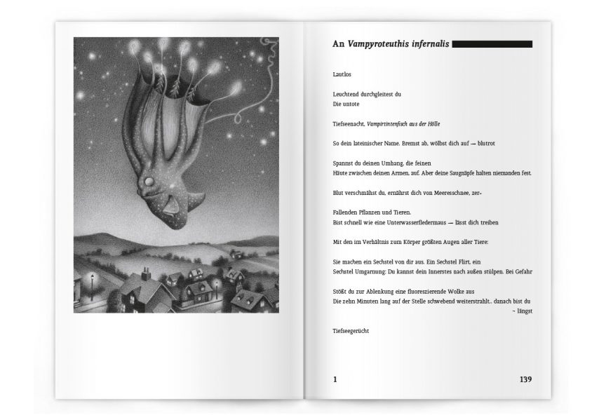 Vogel poetry book